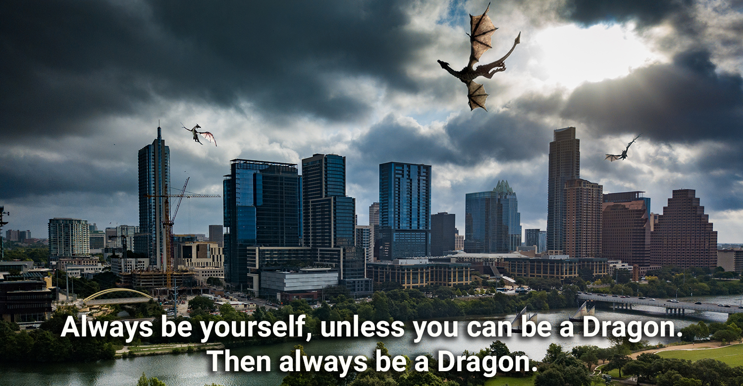 Dragon Spirits Marketing - Be a Dragon