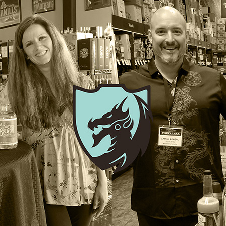 Dragon Spirits Marketing Founders - Laura Valentino Romero and Lamar Romero