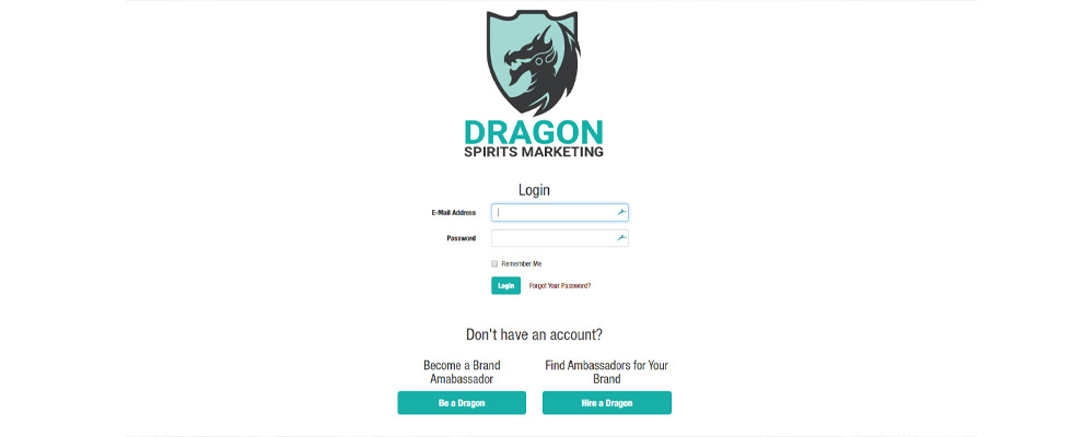 Welcome to the Dragon DEN - Dragon Engagement Network™