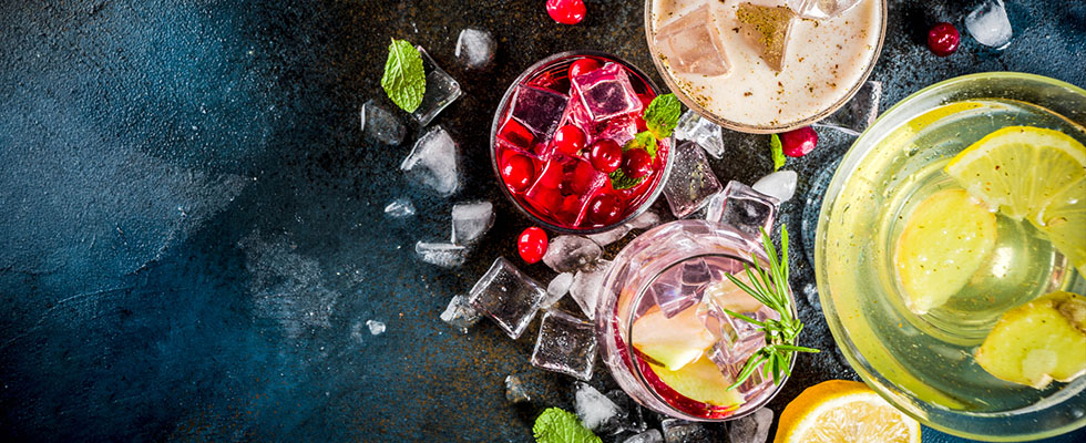 Our Favorite Holiday Drinks
